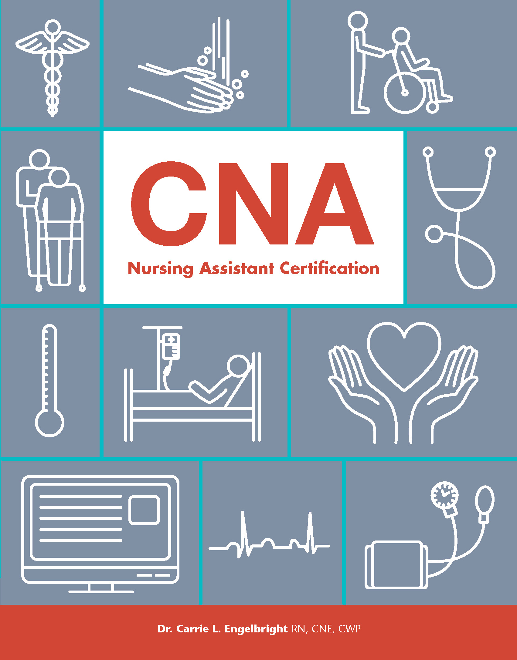 CNA Textbook cover