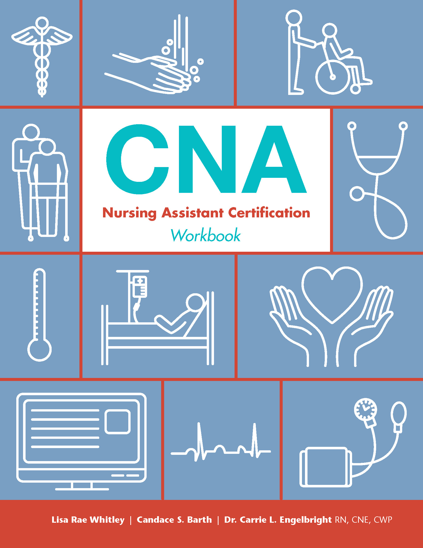 CNA Workbook cover