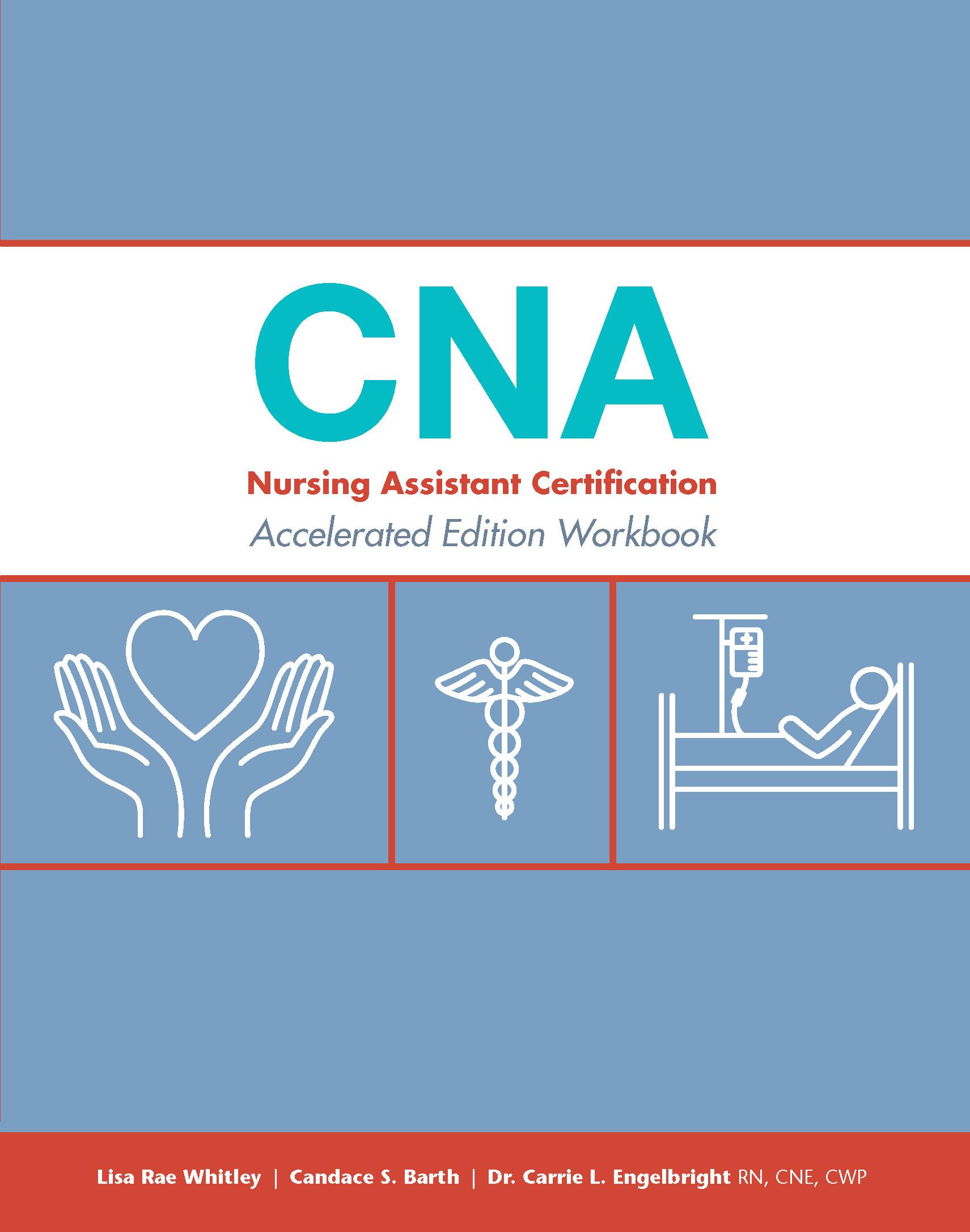 CNA Accelerated Workbook cover